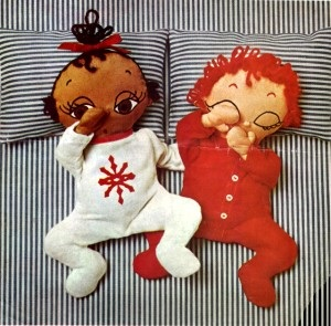 Free 8 Inch Baby Pattern - Main Page - Cloth Dolls by