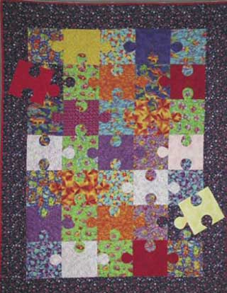Jigsaw Quilts Patterns Free