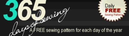 365 Sewing Patterns